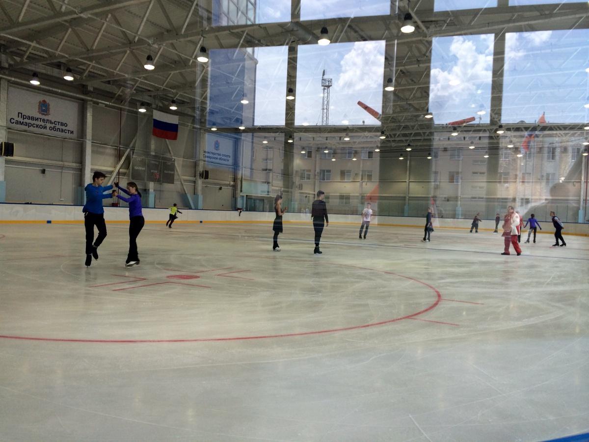 детский спортивный комплекс тольятти